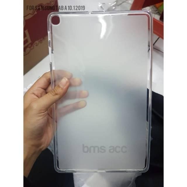 Samsung Galaxy Tab A 10.1 2019 - Softcase Dofft Ultrathin Bening Doft Transparan