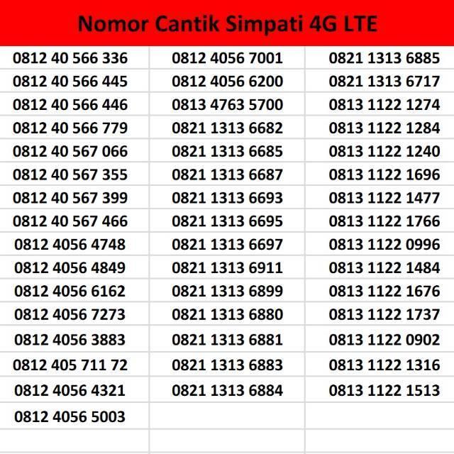 Shopee Indonesia   Jual Beli di Ponsel dan Online -. Source · Telkomsel Simpati Nomor