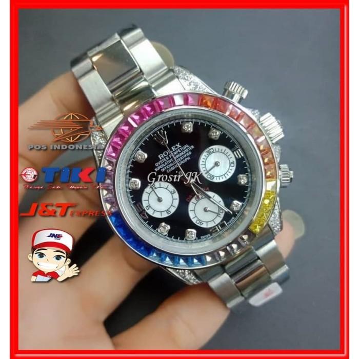 Jam Tangan Rolex Pria | Jam Rolex Cowok Kw Super Premium Grade