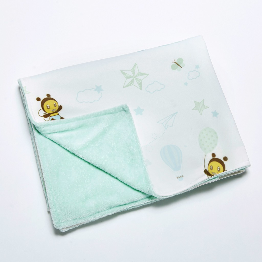 Shopee Indonesia Jual Beli Di Ponsel Dan Online Babybee Luxurious Hooded Blanket Selimut Topi Polka Grey
