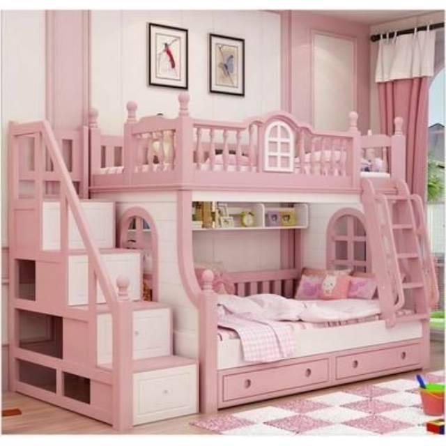 Harga Terbaru Tempat Tidur Anak