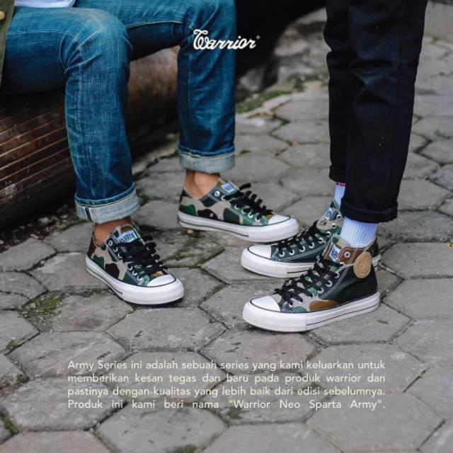 Sneakers Lokal Murah Dibawah 300Ribu