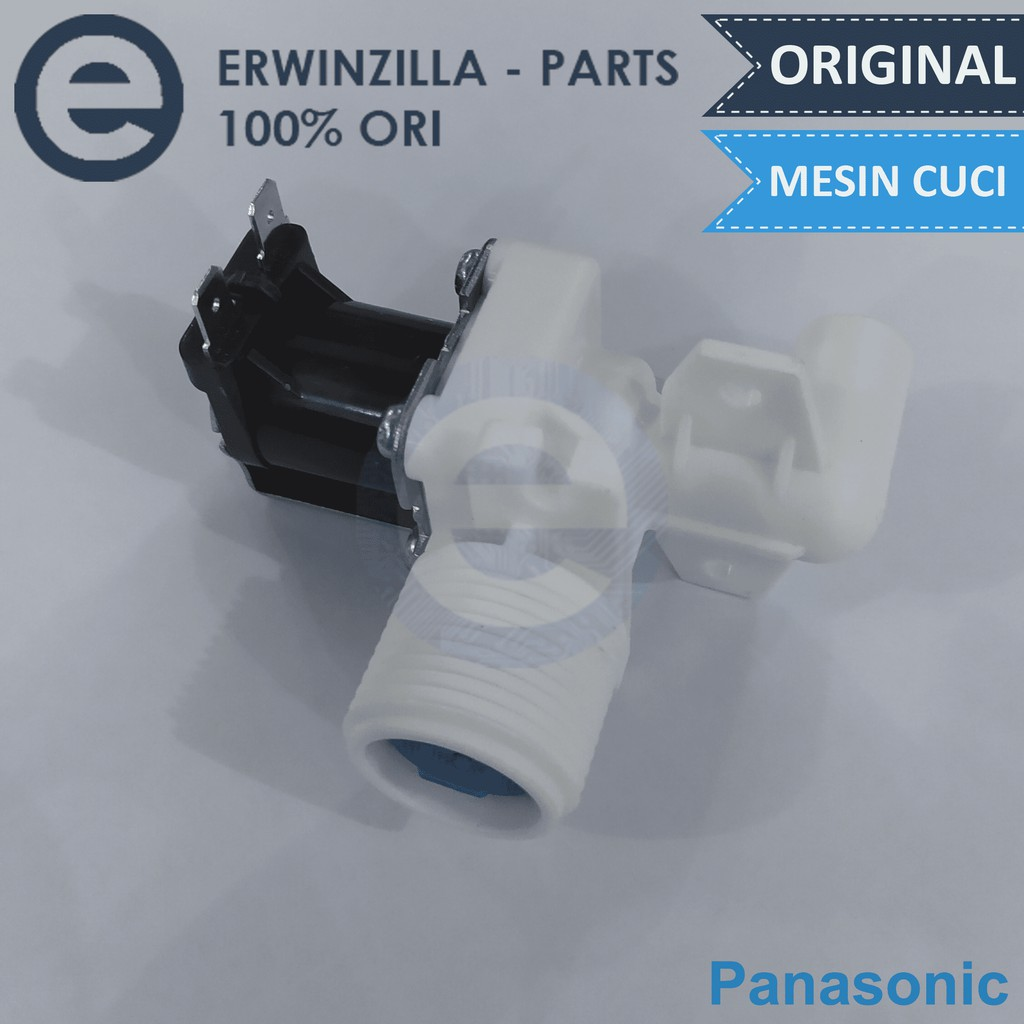 Otomatis Air Feeding Valve Mesin Cuci Panasonic 1 Tabung Na F80mb1 Shopee Indonesia
