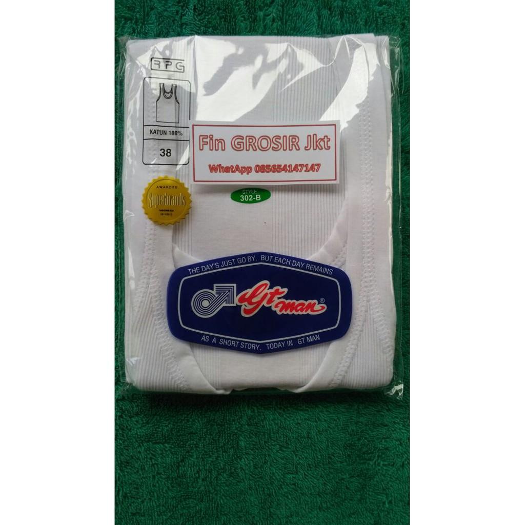 Diskon 40 Singlet Daleman Kaos Kutang Pria Gt Man Rpg 302 B Uk 32 Celana Dalam Putih Pakaian Gtman 704 Baju 34 36 Sale Shopee Indonesia