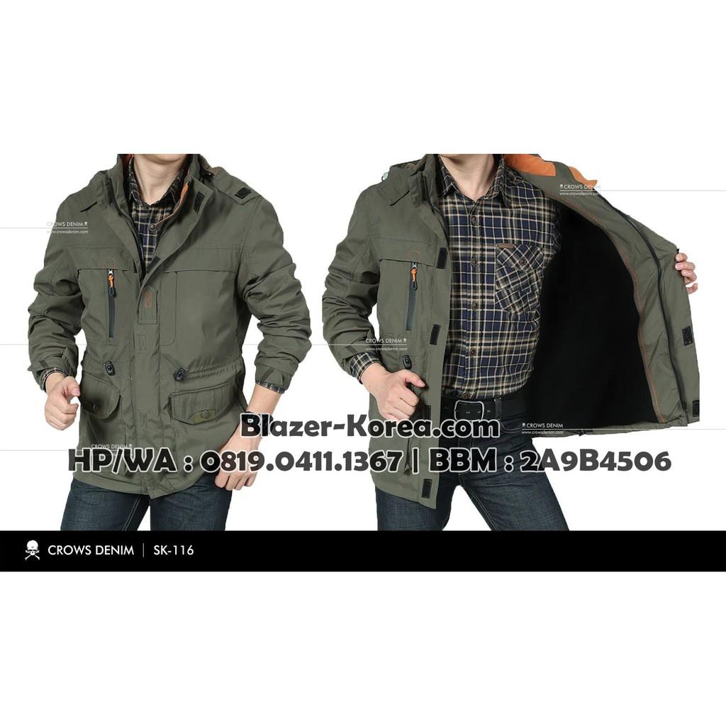 Jaket Pria - Jaket Man Korean Style - Kode   SK-43  5a83ac6ada