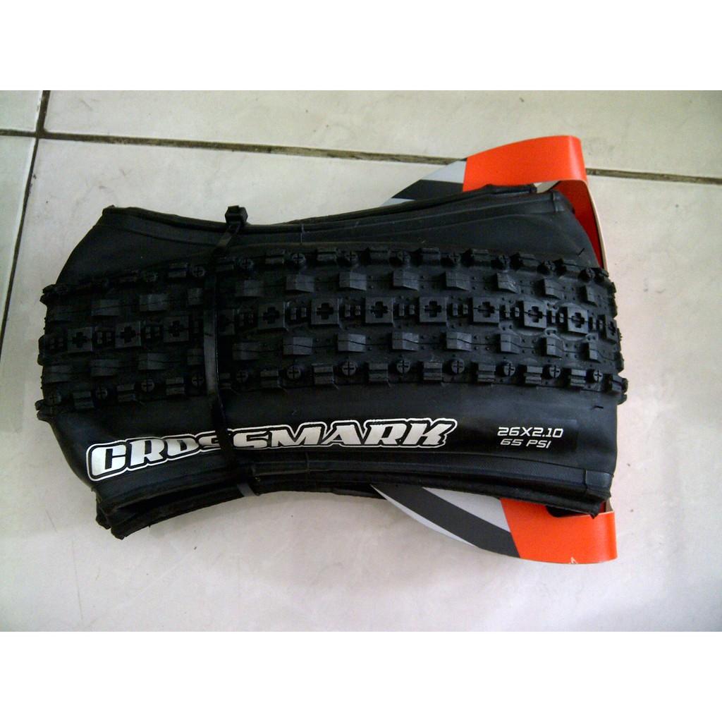 Ban Luar Sepeda Maxxis Crossmark 26x210 | Shopee Indonesia