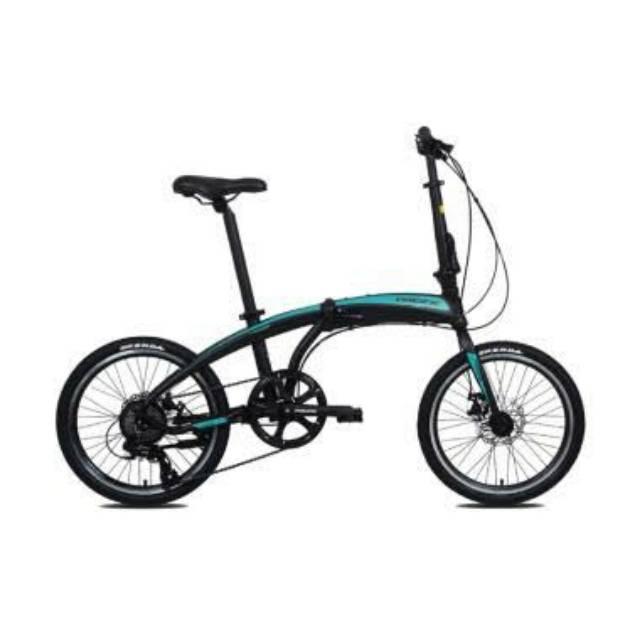 Decal Stiker Sepeda Pacific Noris Lipat Bike Shopee Indonesia