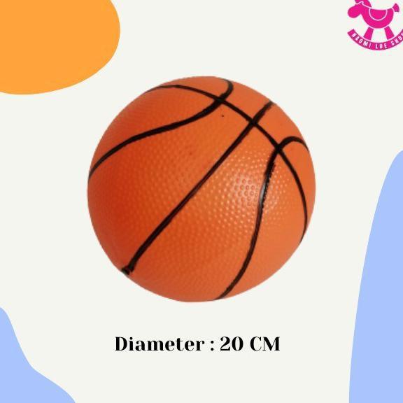 Cuci Gudang bola basket outdoor✿ Bola basket mainan bola basket mainan bola anak - Bahan tebal