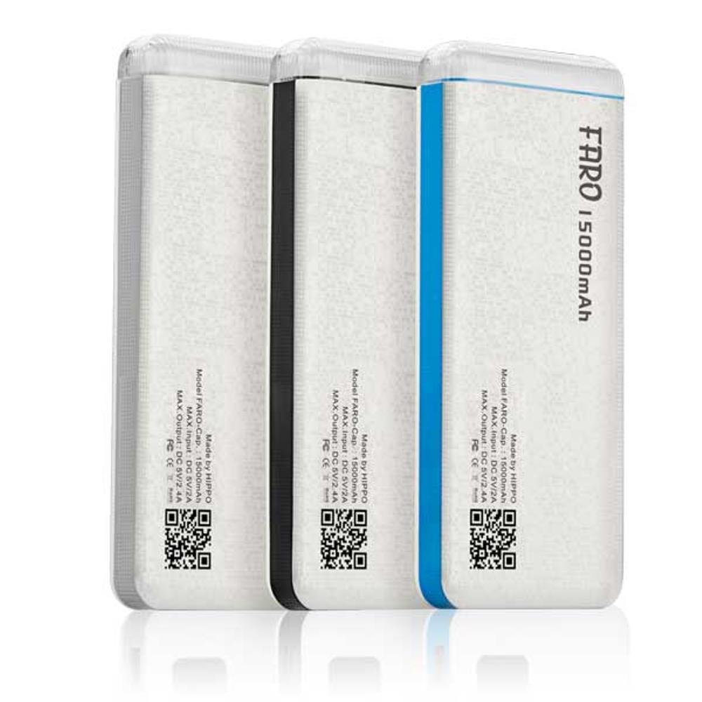 Hippo Power Bank 12000 Mah Titan 2 Simple Pack Slim Metal Design Powerbank Veger 12000mah Shopee Indonesia