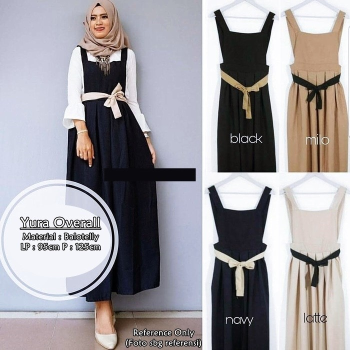 e579ac660f8 Jual Beli Produk Overall - Jumpsuit   Overall