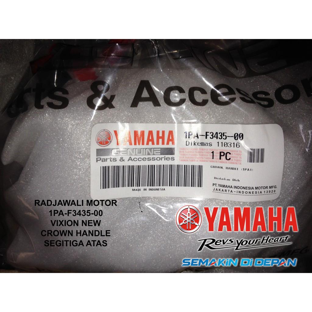 Regulator Kiprok Vixion Asli Yamaha Oem Original New Motor Xabre Genuine Part Otomotif Shopee Indonesia