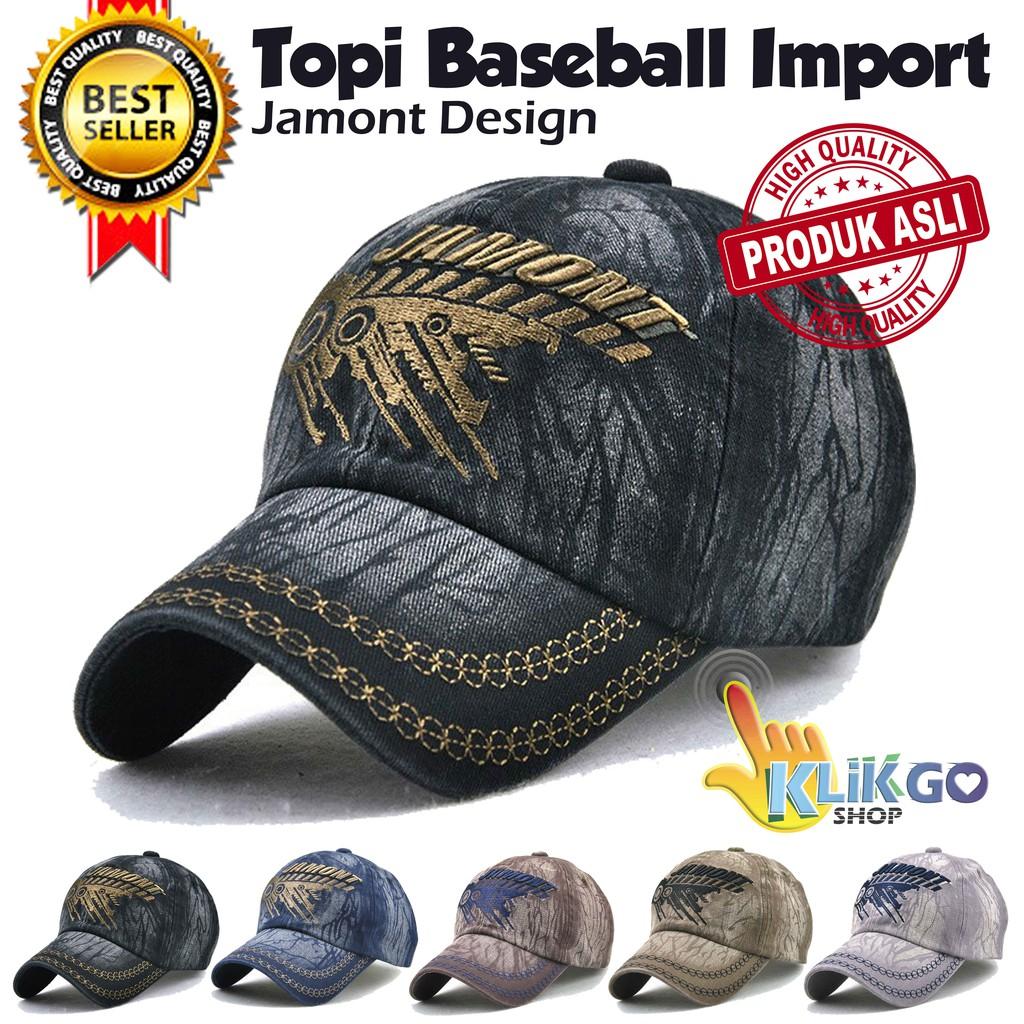 TOPI BASEBALL IMPORT CLASSIC DESIGN   SNAPBACK   HIP HOP CAPS ... 178b43cb95