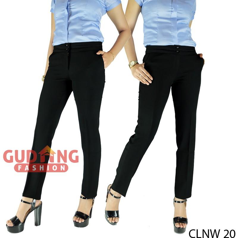 Celana Kantoran Wanita - CLNW 20