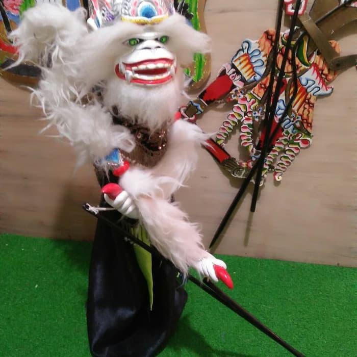 Wayang Golek Hanoman Medium Diskon Shopee Indonesia