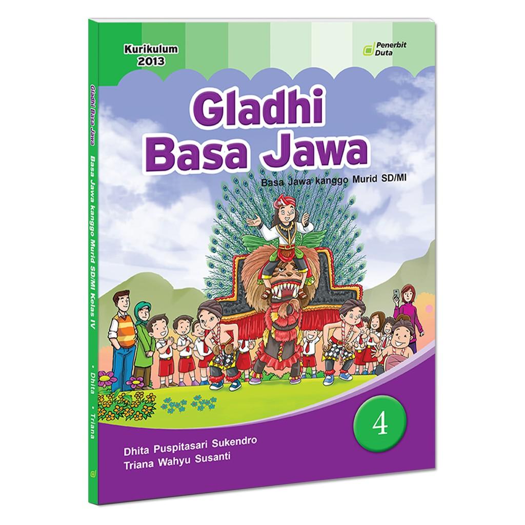 Buku Bahasa Jawa Timuran Sd Kelas 4 Shopee Indonesia