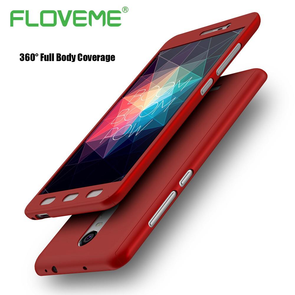 Hardcase Case Xiaomi Redmi Note 4 / Note 4x MEDIATEK Full body 360 FREE TEMPERED GLASS