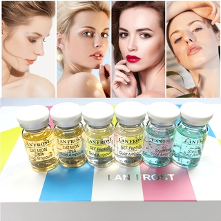 STAYVE BB GLOW DERMAWHITE EGF GOLD SALMON DNA ACNE STEM AQUA STEM WHITENING SERUM 8