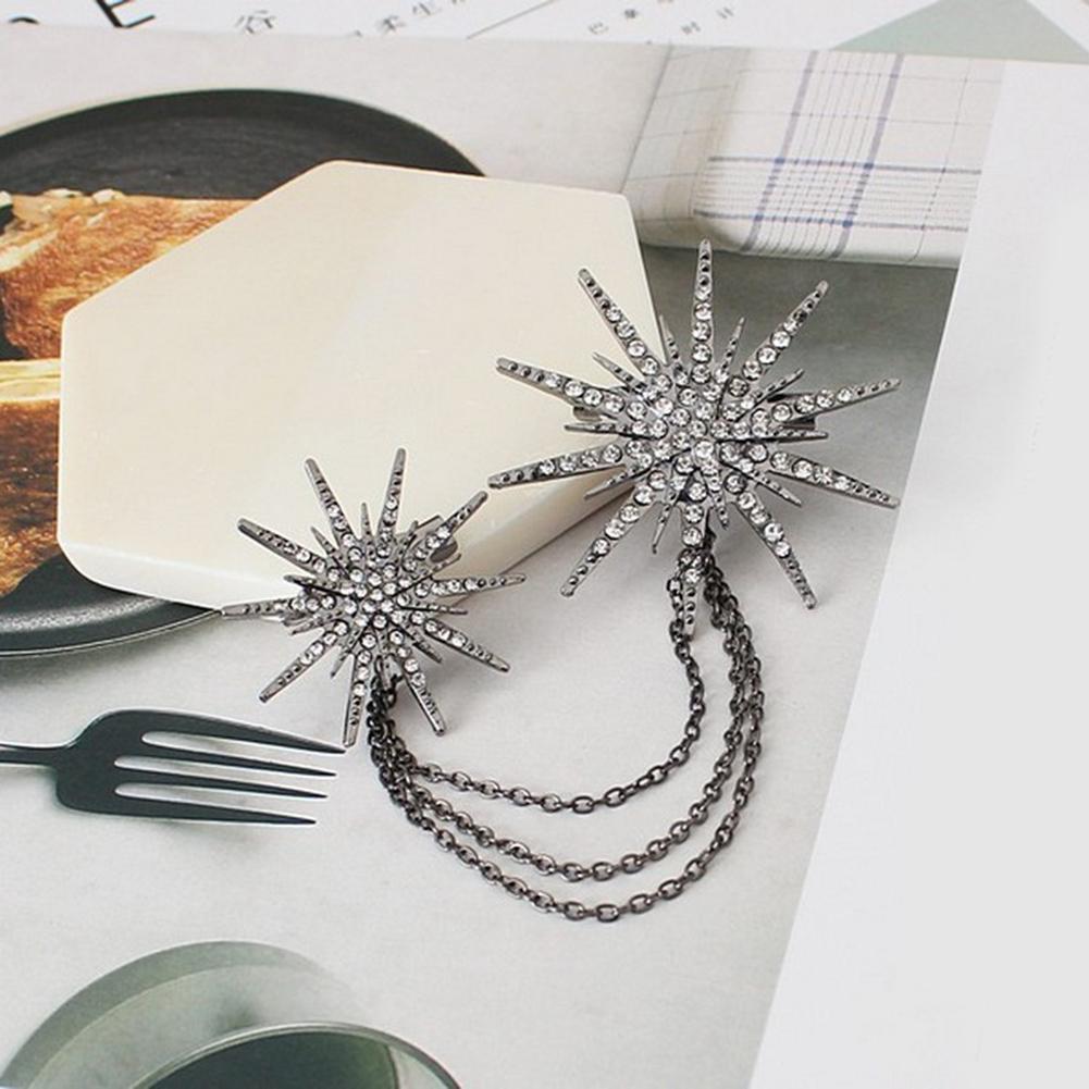 Usupso Snowflake Broosch Bros Shopee Indonesia Kaca Mata Renang Crab