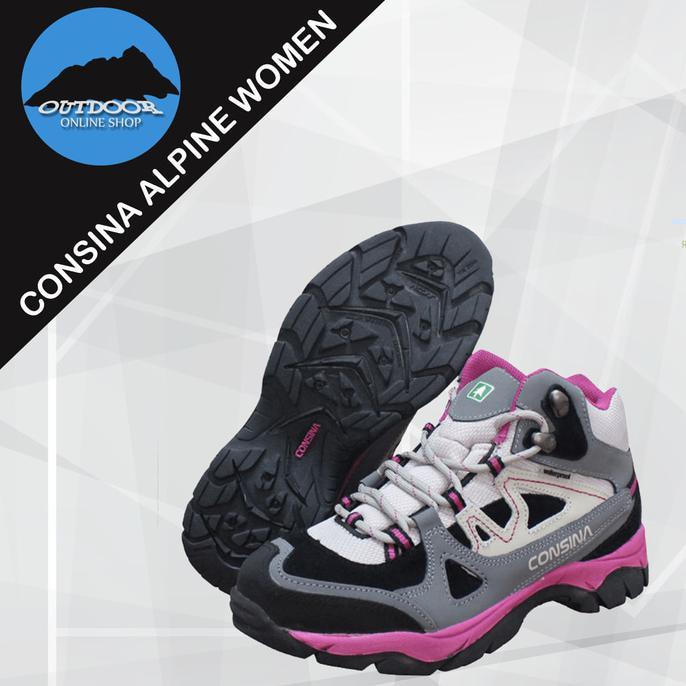 Terlaris Sepatu Consina Alpine Women Pink  e92c039b6b