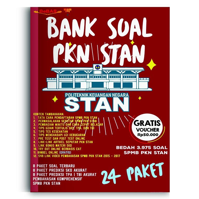 Buku Belajar Stan Modul Bebas Bank Soal Pkn Stan Indonesia