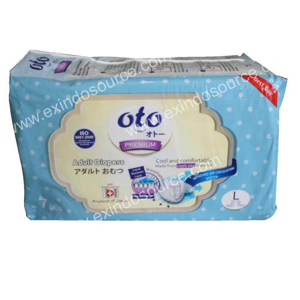 Ku010 Kantong Urine Pipis Sekali Pakai Merk Oto Disposable Urinal Bp 6xl Adult Diaper Popok Dewasa Ukuran Xl Isi 6pcs 10x Shopee Indonesia