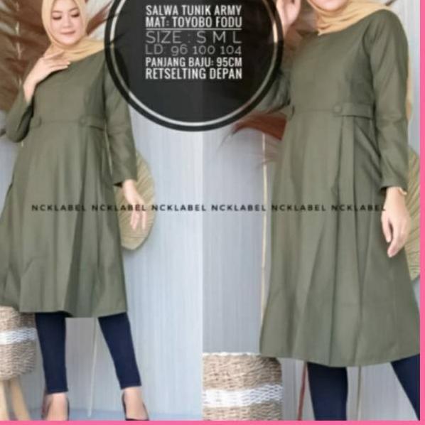 Tunik remaja Pesta model terbaru kekinian 2021 / baju wanita tunik murah / tunik import dress diona