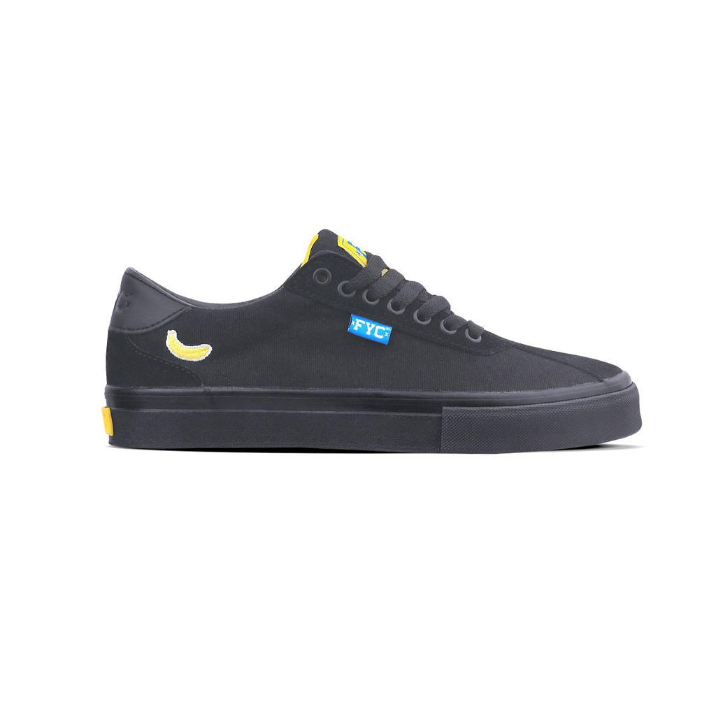 Sepatu FYC Sultan Tj Black Yellow  d6f965861f