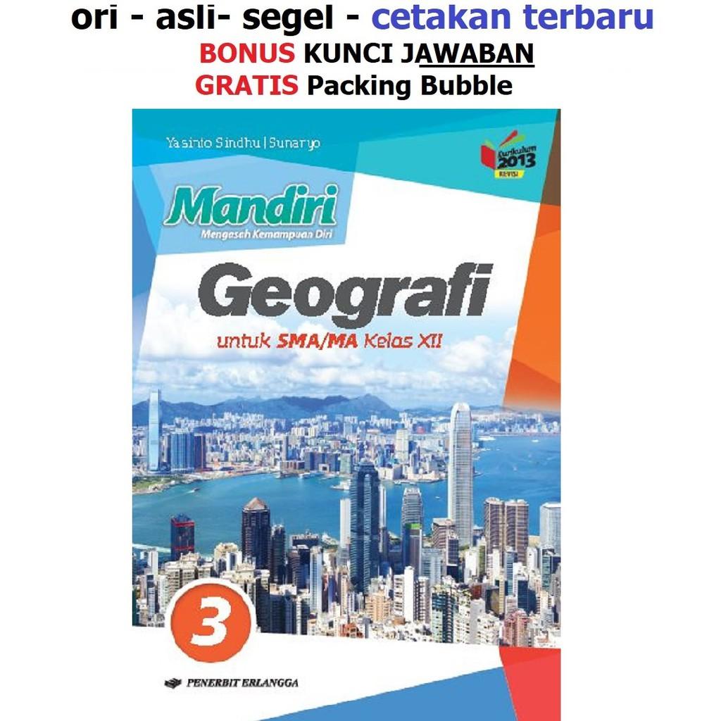 Kunci Jawaban Buku Geografi Kelas 12 Ilmusosial Id