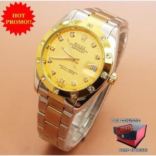 Jam Tangan Pria   Rolex Automatic HC-2086 + Box Ekslusive - GAMBAR PERTAMA   79d2a6ad0d