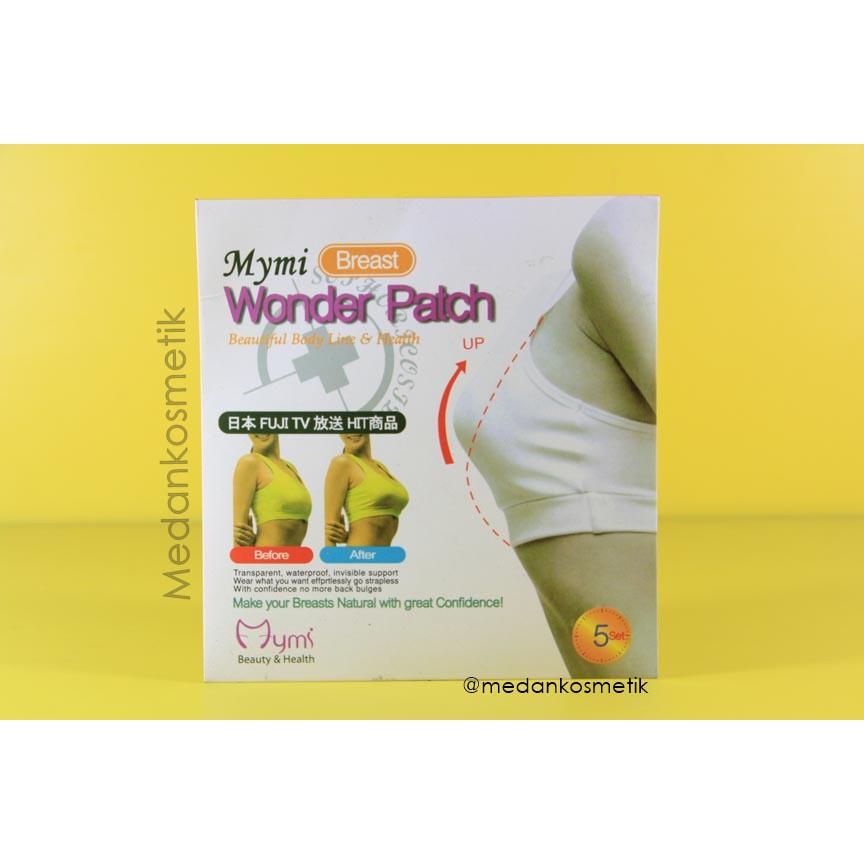 Mymi Breast Wonder Patch Original Korea Koyo Mengencangkan dan Membesarkan Payudara | Shopee Indonesia