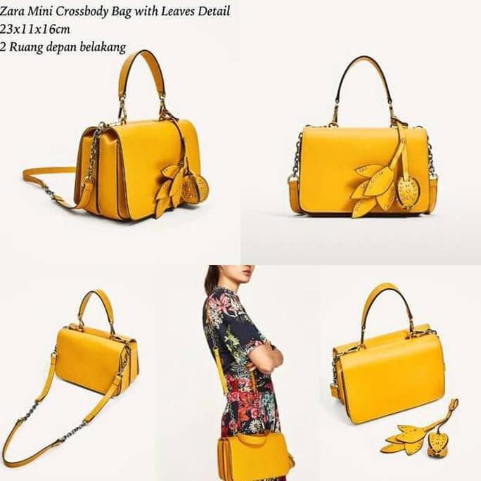 7e9333db25 ZARA BAG | Shopee Indonesia