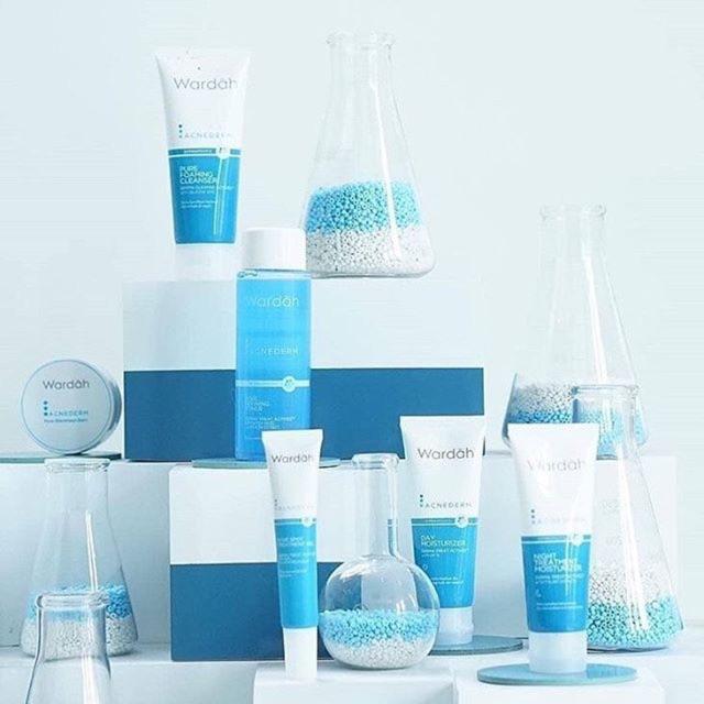 Paket Skincare Wardah Untuk Kulit Berjerawat Shopee Indonesia