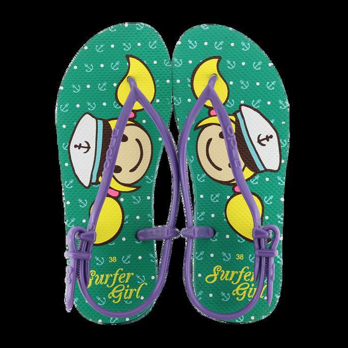 7874f34fd6df Sandal Flip Flop Doraemon Limited Edition DHTS 27  Hitam . Source · Sandal  Jepit