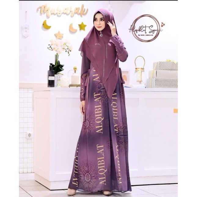 New Collection Fitri Syar'i By Al qiblat
