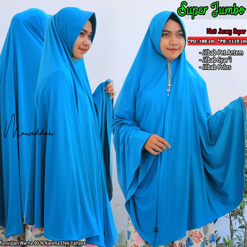 Beli Jilbab Instan Serut Jumbo Polos Kaos Syari Renda Mamah Dedeh Harga Lebih Murah Bersama Teman Shopee Indonesia