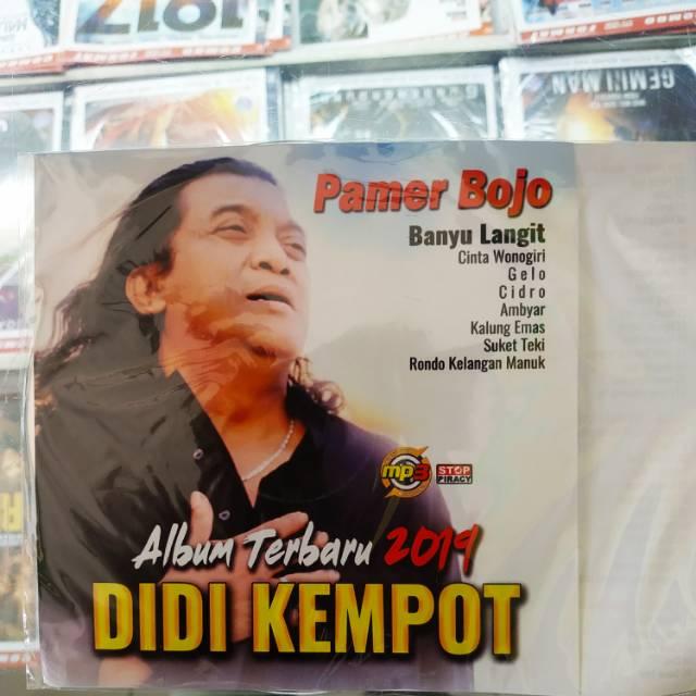 Kaset Mp3 Lagu Hits Terlaris Lagu Jawa Hits Pamer Bojo Didi Kempot