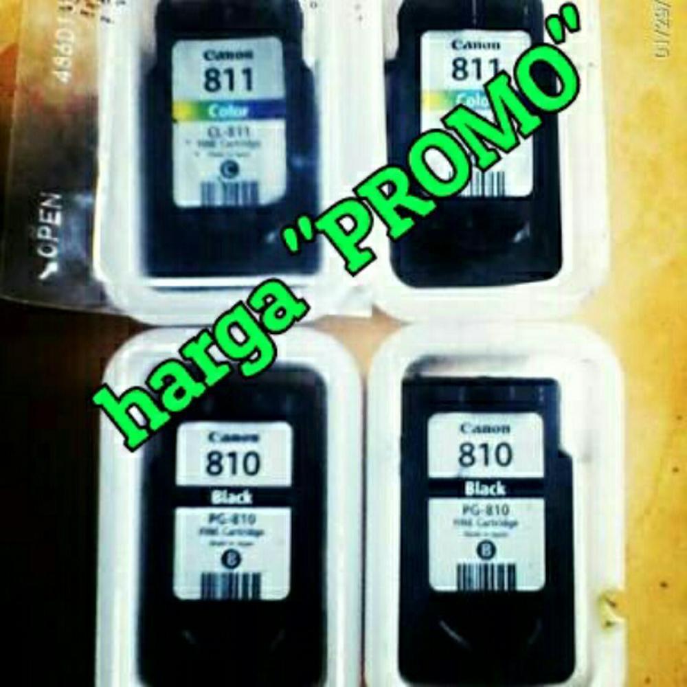 Aiflo Canon Plug In 811 Colour Smart Cartridge Printer Inkjet Ip2770 810 Black Ip2770mp237 Mp237 Shopee Indonesia