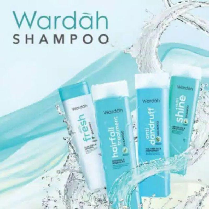 Wardah Shampoo Hairfall Treatment/ shampoo wardah-2