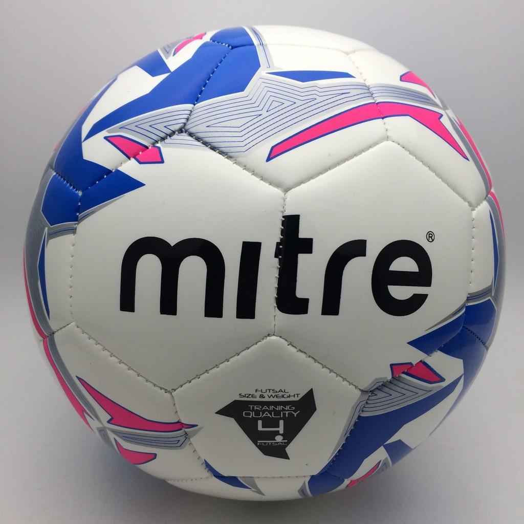 Bola Futsal Mitre Smu Titania Futsal White Blue BB1971WWD Original ... 91d68a94771ef