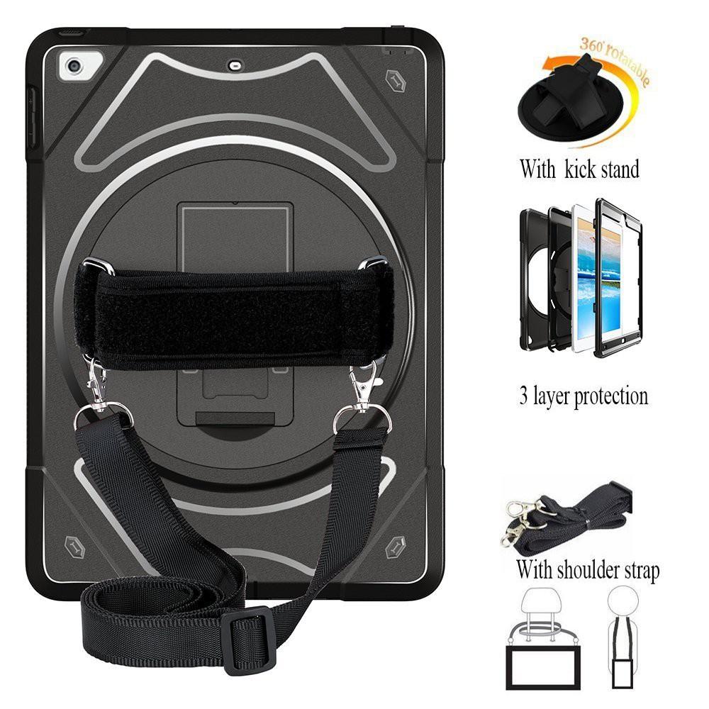 Casing Pelindung dengan Stand & Strap untuk Apple iPad Pro 10.5 | Shopee Indonesia