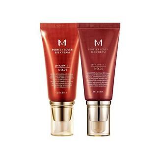 Missha Perfect Cover BB Cream SPF42 PA+++ 50ml EXP202106 thumbnail