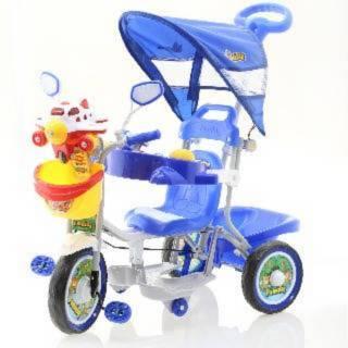ONGKIR MURAH..!! Sepeda roda tiga FAMILY 923P Shopee