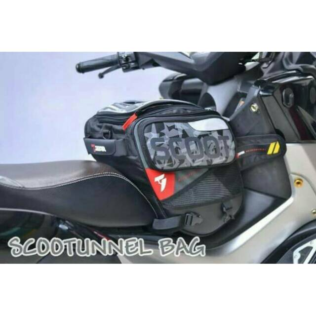 7 Gear Scooter Tunnel Bag