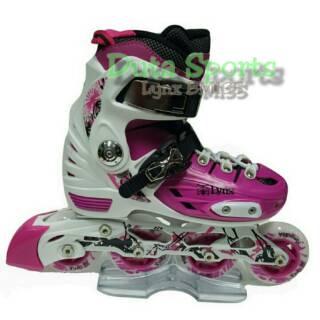 Sepatu Roda LYNX BLAKEN Slalom Inline Skate ( Black )  482a55b1da