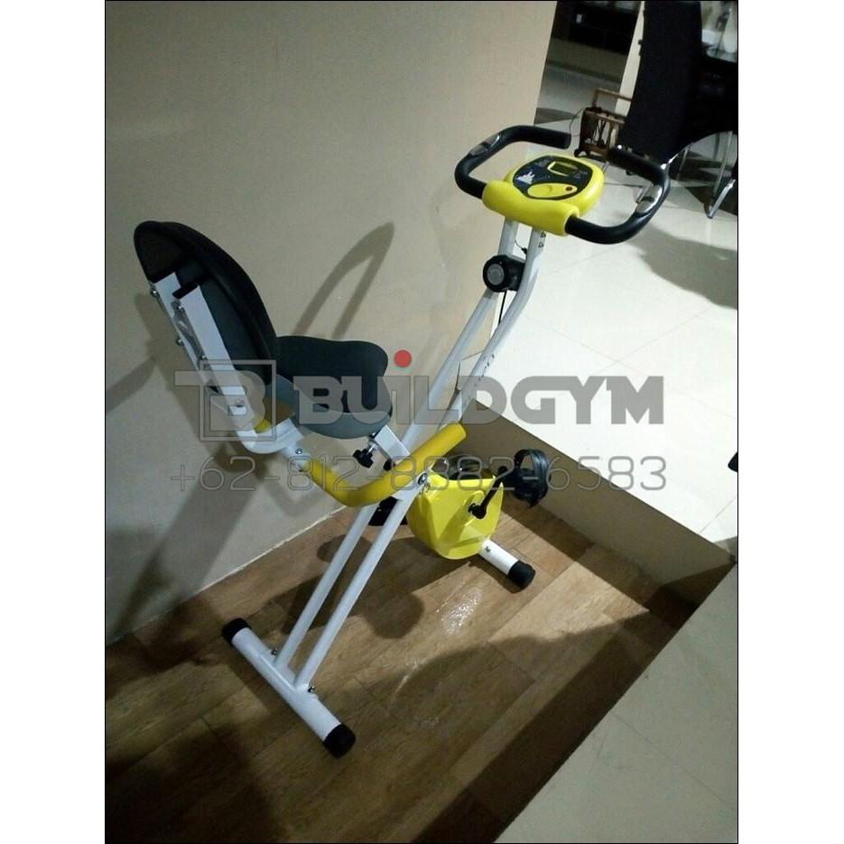 Alat Fitness Sepeda Statis Belt Fitnes Total Shopee Indonesia Orbitrack Multifungsi Orb2000s