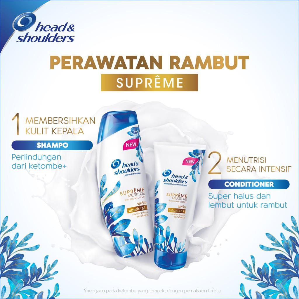 Head & Shoulders Shampoo Supreme Moisture Anti-Dandruff 480 ml-7