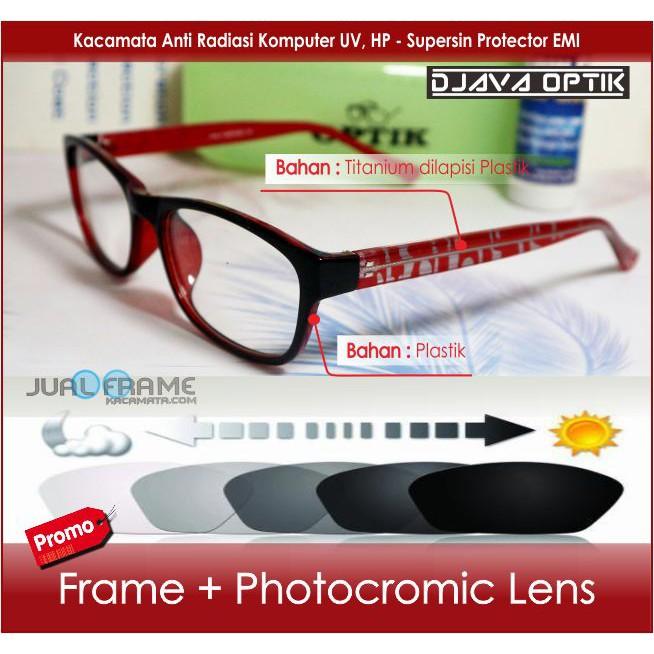 Frame kacamata cat eye plus lensa minus plus  620c9a40af