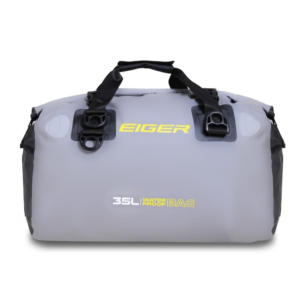 Eiger Riding WP Roll Bag Vantage 1.2 35L - Grey  25426a9948