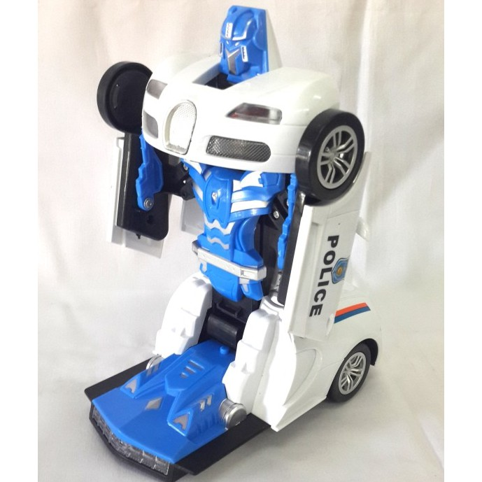 PROMO NEW MAINAN REMOTE CONTROL LAMBORGHINI TRANSFORMER CAR RC CHARGER/MAINAN MOBIL JADI ROBOT | Shopee Indonesia