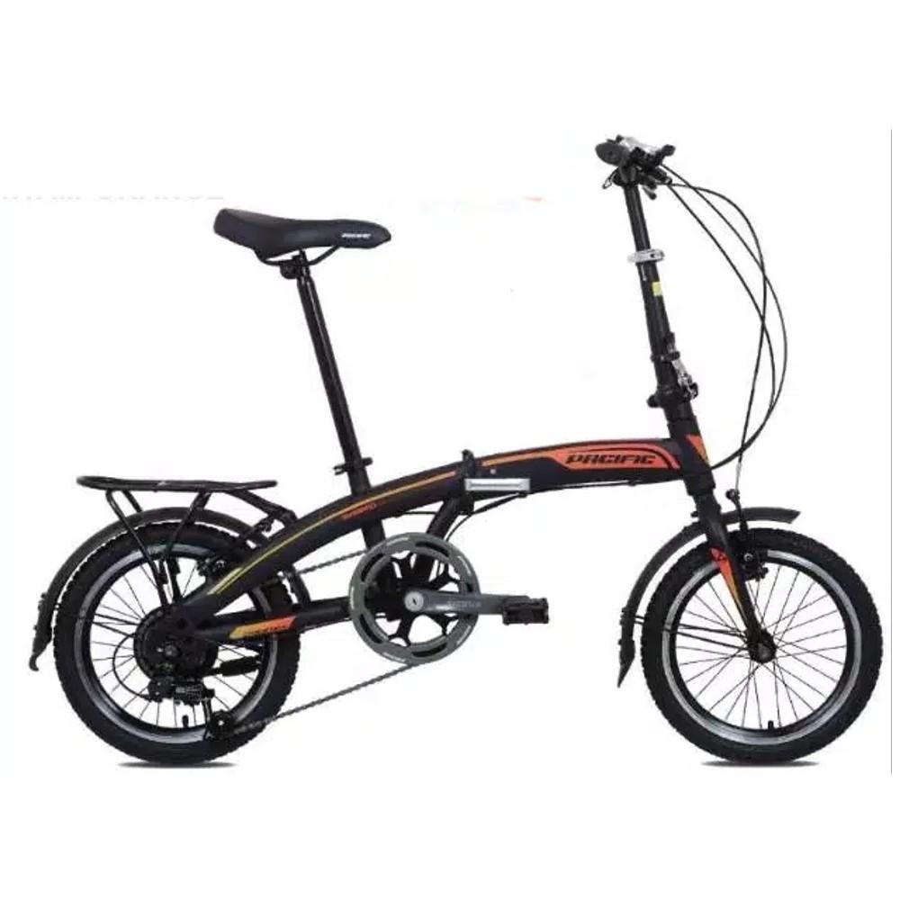Sepeda Lipat Pacific 2980RXV FB RemajaDewasa 16 Inci